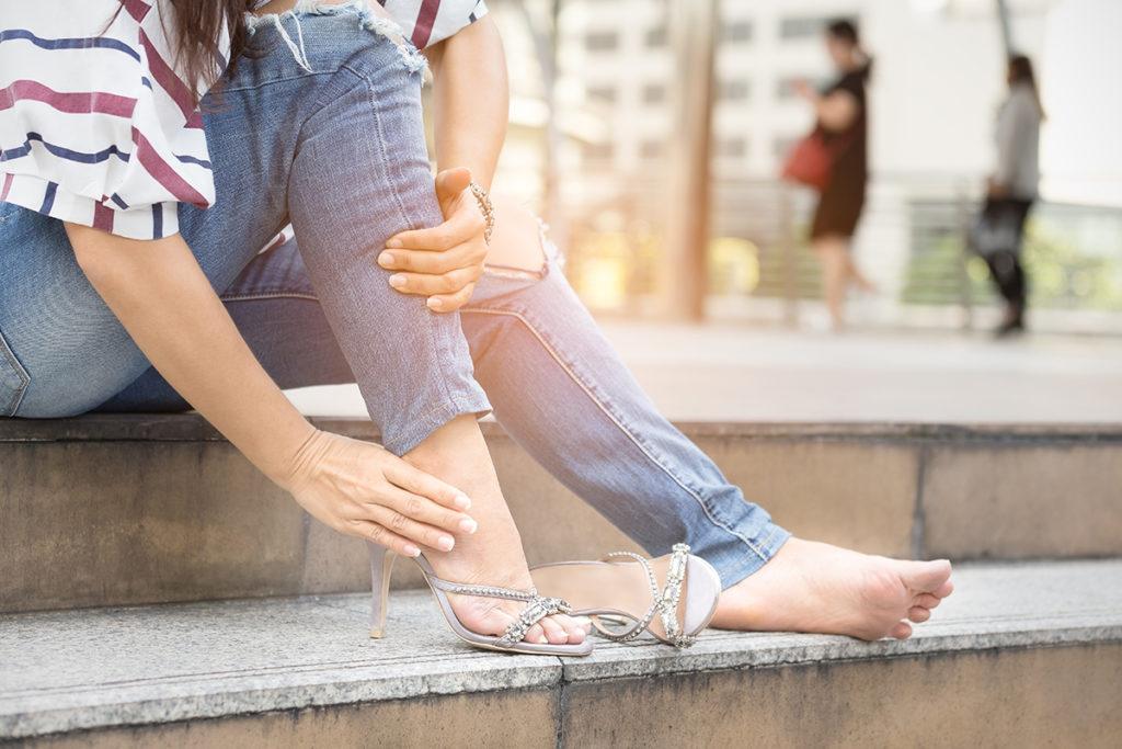 ampollas pies zapatos nuevos