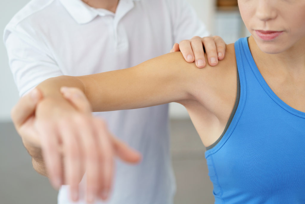 ejercicios para hombro