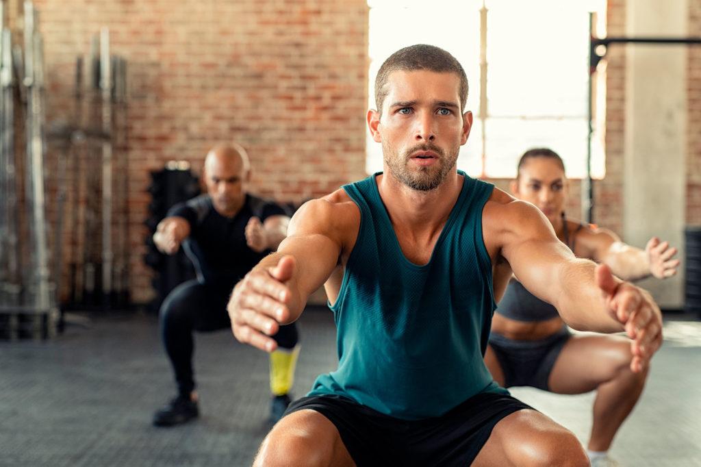 ejercicios agujetas piernas