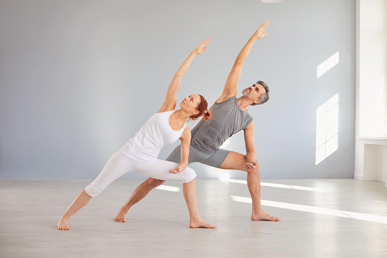 ejercicios estiramiento pecho